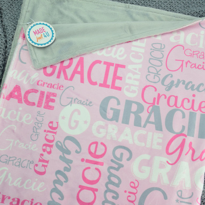 GRACIE Cot Blanket