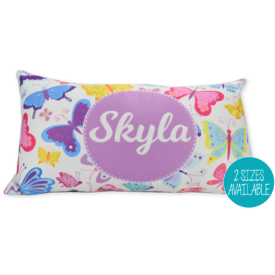 Butterfly Bliss Cushion Cover